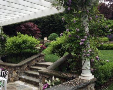 Bronxville Lilac Garden Design