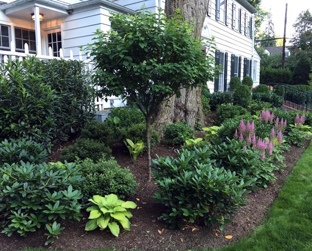 Bronxville Garden Design